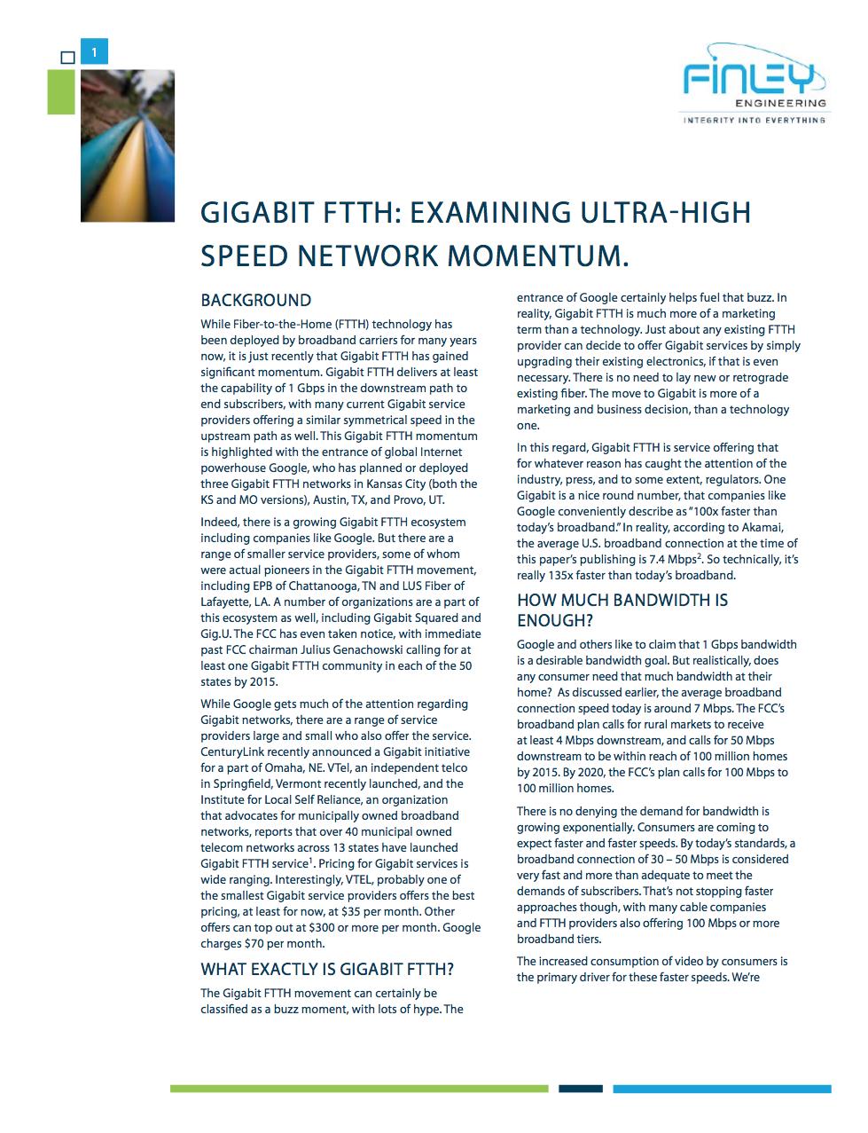 gigabit-ftth
