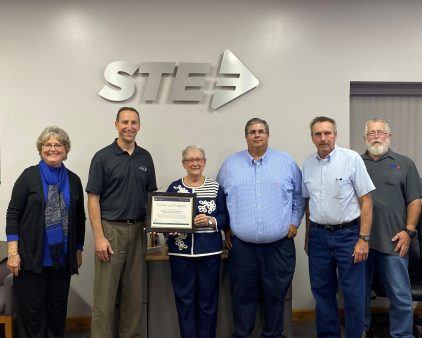 Steelville Board Members Broadband Funding
