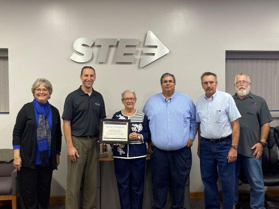 Steelville Board Members Broadband Funding